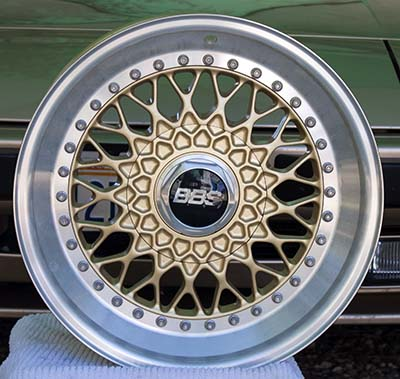 BBS wheel for Porsche