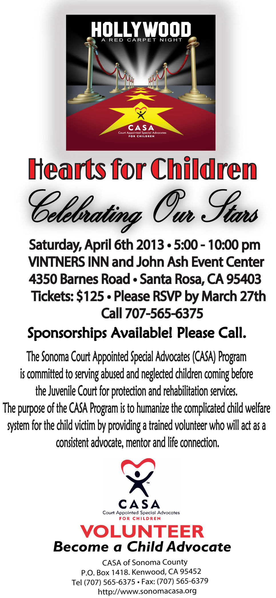 Hearts for Children