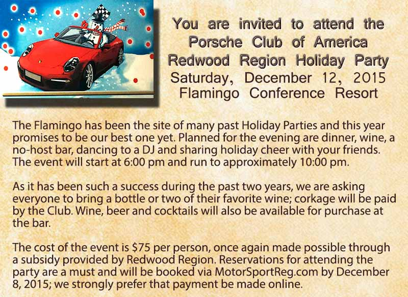 Redwood Holiday Party