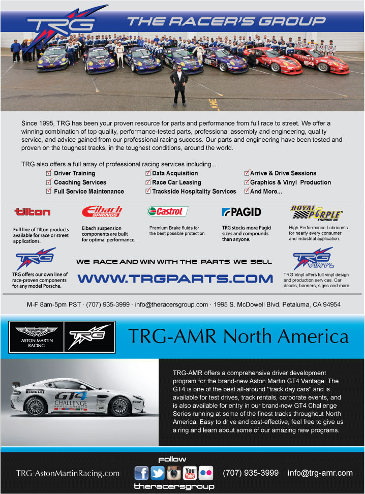 TRG - The Racer's Group